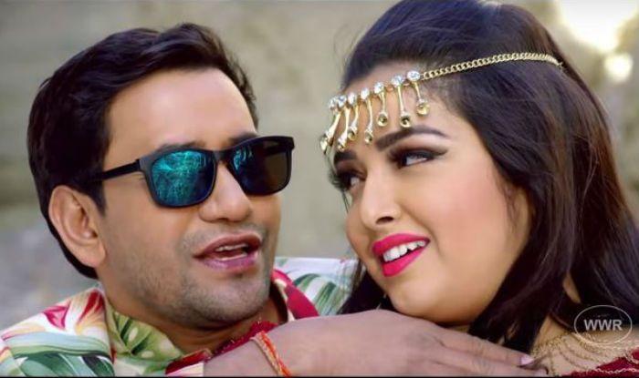 Bhojpuri Bombshell Amrapali Dubey's Hot And Sensuous Dance With Dinesh Lal Yadav Aka Nirahua on Chehra Tohar Crosses 1.4 Million Views on YouTube, Watch