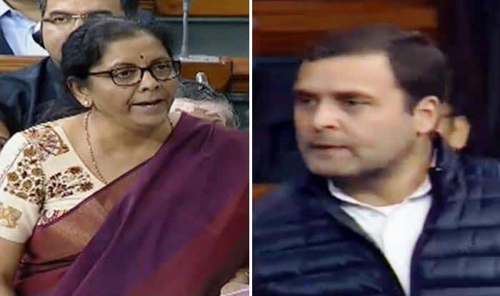 Rafale Debate in Lok Sabha: PM Narendra Modi is Not Corrupt, no One Has The Right to Call Him 'Chor', Says Nirmala Sitharaman