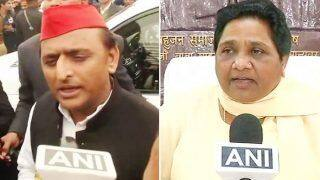 EVM Hacking Row: Mayawati, Akhilesh Yadav Ask Government to Resolve Issue Ahead of Lok Sabha Elections 2019