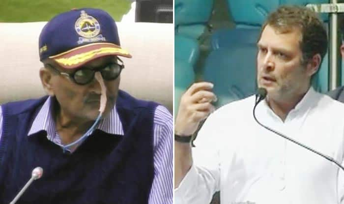 Manohar Parrikar Feels Let Down by Rahul Gandhi, Accuses Congress President of Using His Visit For 'Petty Political Gains'