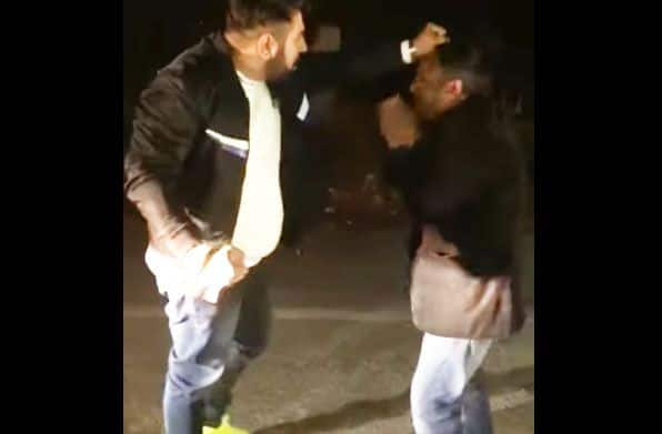PICS: राखी सावंत के दोस्त दीपक कलाल को अनजान शख्स ने मारे लात-घूंसे, बोला- जो इसे सपोर्ट करेगा उसे भी मारेंगे