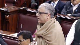 Monsoon Session: 8 Rajya Sabha MPs Suspended From Remaining Session Over Farm Bills Ruckus, Refuse to Leave Parliament Premises