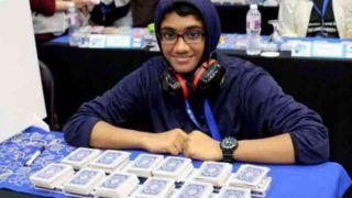12 साल के ध्रुव ने 260 छात्रों को हराकर झटका World Memory Championship का खिताब