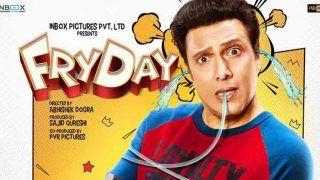 Fryday: ये फिल्म नहीं हंसी का खजाना है, गोविंदा ने बताई रोचक कहानी