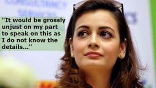Rajkumar Hirani Sexual Harassment Issue: Dia Mirza Says She's 'Distressed' to Know About Allegations