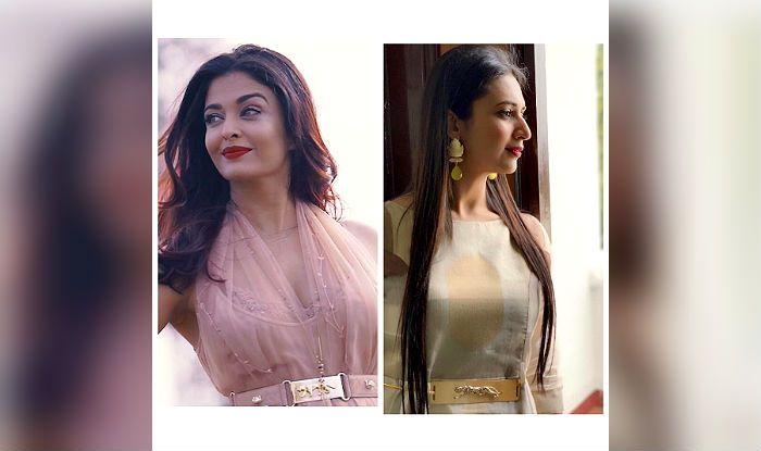 Divyanka Tripathi Gets Trolled For Allegedly Copying Sabyasachi, Actress Apologises And Hits Back