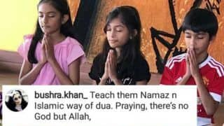 Farah Khan Gets Bullied For Posting Photo of Her Kids Performing 'Puja', Trolls Question Her Being Muslim