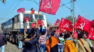 Bharat Bandh: Woman Dies During Protest in Karnataka; Odisha, West Bengal Worst Hit