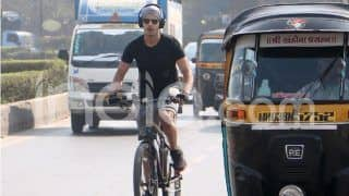 Ishaan Khatter Trolled For Riding Bike Wearing Headphones, Dhadak Actor Defends Himself Like This