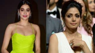 Janhvi Kapoor on Dealing With Sridevi's Death: Have no Memory of Three-Four Months