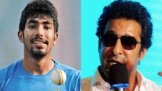 Wasim Akram Gives Important Advice to 'Pace Ace' Jasprit Bumrah, Says Don't Run After County Cricket
