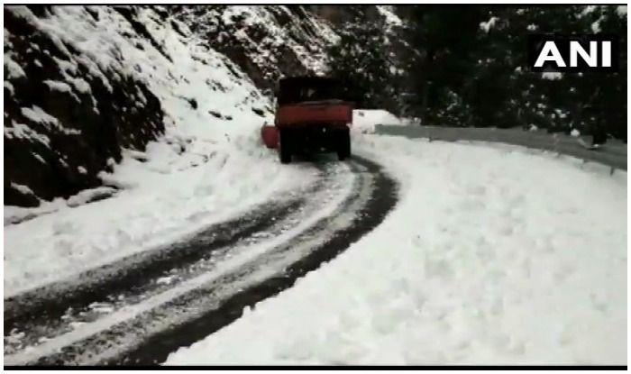 6 दिन बाद बाद खुला जम्मू-श्रीनगर राजमार्ग, जानें कौन सा इलाका रहा सबसे ठंडा...