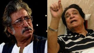 Kader Khan Felt Lonely When he Fell Sick: Shakti Kapoor Reveals Actor's State of Mind During Last Days