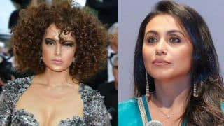 Kangana Ranaut Comments on Rani Mukerji's Much-Discussed #MeToo Statement, Says Women Shouldn't be Discouraged