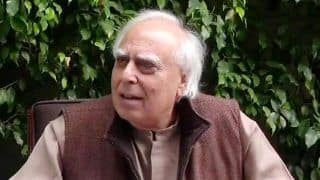 EVM Rigging Row: Kapil Sibal Defends Presence at London Event, Says Was Invited Like Everyone Else