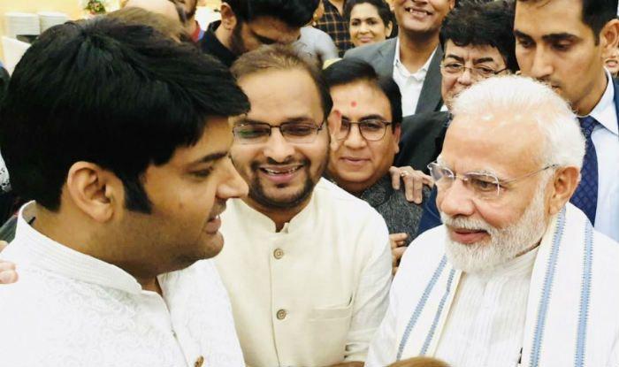 Kapil Sharma Meets Narendra Modi, Says The PM Has Got a 'Great Sense of Humour