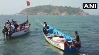 Karnataka: 8 Bodies Recovered, 17 People Rescued After Boat Capsizes in Kali River; Search Operations on