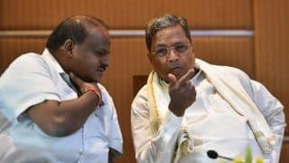 Karnataka Political Crisis: CM Kumaraswamy Seeks Trust Vote; Parties Back to 'Resort Politics' Amid Fears of Poaching