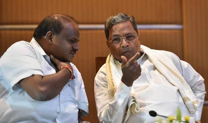 After Kumaraswamy Threatens to Resign, Congress, JD(S) Rush For Damage Control as Rift Between Ruling Allies Gets Wider Saying They Are 'United'