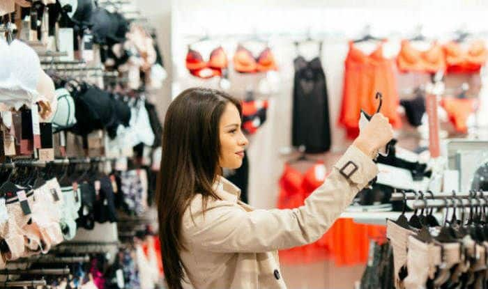 Lingerie Shopping And 'Sizing' up my Options