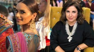 Manushi Chhillar to Make Her Bollywood Debut With a Farah Khan Film; Another Deepika Padukone in B'Town?