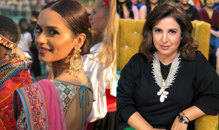 Manushi Chhillar to Make Her Bollywood Debut With a Farah Khan Film; Another Deepika Padukone in B'Town?
