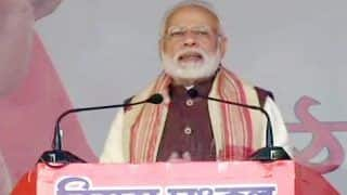 PM Narendra Modi in Silchar: 'I Assure no Indian Citizens Will be Left Out From National Register of Citizens'