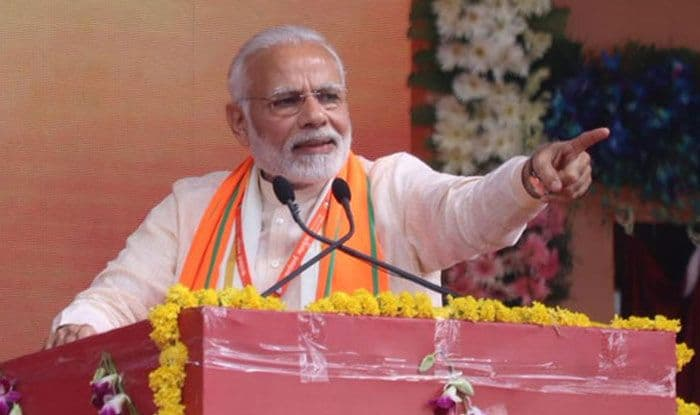 In Kerala, PM Modi Attacks Congress And Left Over EVM Hacking Charge, Sabarimala Issue