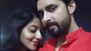Bhojpuri Hotness And Nazar Actress Monalisa Shares Lovey-Dovey Photo With Husband Vikrant Singh Rajput – See Here