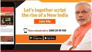 PM मोदी के 'नमो एप' पर पूछा जा रहा सवाल, क्या लोकसभा चुनाव पर महागठबंधन का असर होगा?