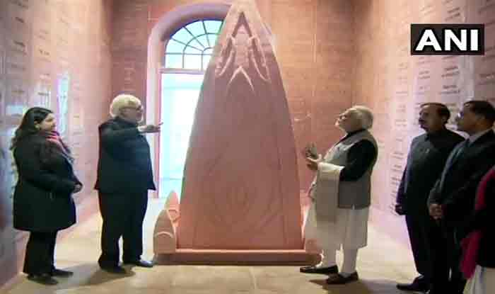 'नेताजी' जयंती: पीएम मोदी ने लाल किले में बोस-जलियांवाला बाग पर संग्रहालयों का किया उद्घाटन