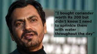 Nawazuddin Siddiqui Shares Inspiring Story From Struggling Days, Reveals he Even Sold Coriander to Earn Money