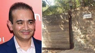 PNB Scam Accused Nirav Modi's Alibaug Bungalow Illegal, Likely to be Razed by Raigad Collectorate Next Week