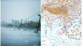 थाईलैंड में तूफान 'पाबुक' की दस्तक: हजारों लोगों को सुरक्षित जगहों पर पहुंचाया गया, कई उड़ाने रद्द