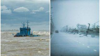 थाईलैंड: तूफान 'Pabuk' ने ली 3 मछुआरों की जान, 34 हजार लोगों को सुरक्षित निकाला गया