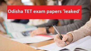पेपर लीक कंफर्म होने के बाद BSE ने कैंसल की OTET 2018 परीक्षा, जानें दोबारा कब होगा एग्जाम