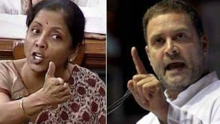 Rafale Row: Showdown Expected in Lok Sabha Today After Nirmala Sitharaman, Rahul Gandhi Indulge in Twitter War Over HAL Order