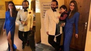 Kareena Kapoor Khan, Saif Ali Khan And Taimur Ali Khan's Picture Perfect New Year Snap is to Die For