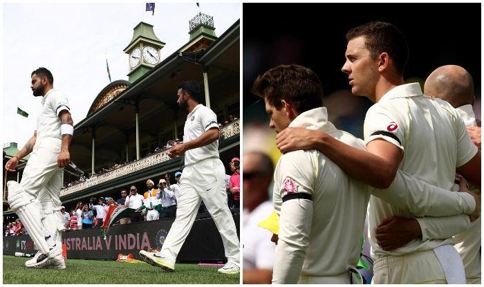 सिडनी टेस्ट में काली पट्टी बांधकर खेलने उतरी भारत और ऑस्ट्रेलिया, ये है 'राज'