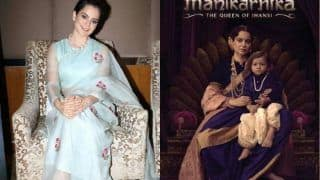 Manikarnika The Queen of Jhansi: Kangana Ranaut Shares Her Experience on Playing Rani Laxmibai, Considers it to be a 'Sheer Stroke of Luck'