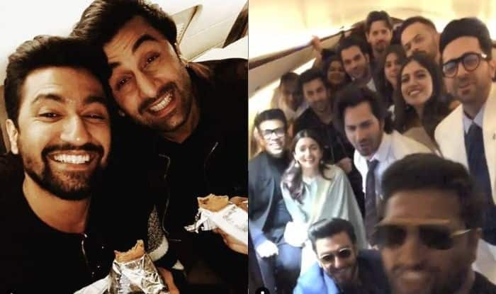 Vicky Kaushal-Ranbir Kapoor Come Together For a Selfie And it Will Remind You of Their Friendship in Sanju