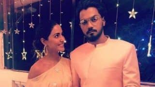 Hina Khan Turns 'Personal Celebrity Styling Expert' For Boyfriend Rocky Jaiswal, Watch