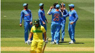 भुवी ने फिंच को दिया चकमा, वनडे सीरीज में पहली बार लगा ऐसा 'सदमा'