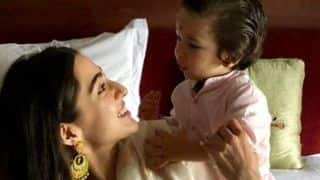Sara Ali Khan Reveals Her Brother Taimur Ali Khan is The Biggest Star in The Family, Says 'He Walks Out of The House And it Makes News'