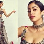 Janhvi Kapoor  Looks Ethereal in a Tribal Inspired Outfit by Anamika Khanna, See Pictures