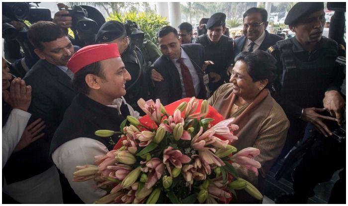 गठबंधन के बाद अखिलेश यादव बोले-भाजपा नेता-कार्यकर्ता अब बसपा-सपा में शामिल होने के लिए बेचैन