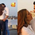 Kim Sharma is 'Feeling Loved' as She Shares a Passionate Kiss With Beau Harshvardhan Rane, See Pictures