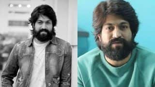 KGF Actor Yash Turns 33; a Look at His Acting Career And The Reason he Won't Celebrate His Birthday This Year
