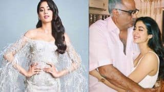 Janhvi Kapoor Reveals She Still Gets Her Outfits Approved by Father Boney Kapoor, Says it Gives Her Confidence