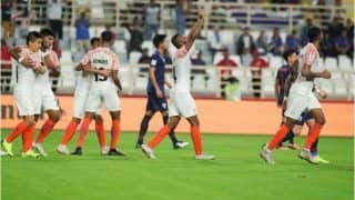 India vs Thailand AFC Asian Cup 2019 Highlights: Sunil Chhetri Scores Brace as India Thump Thailand 4-1 in First Group A Match